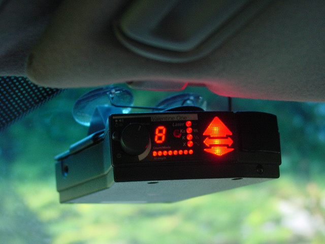 Radar Detectors And The Law Review Updater
